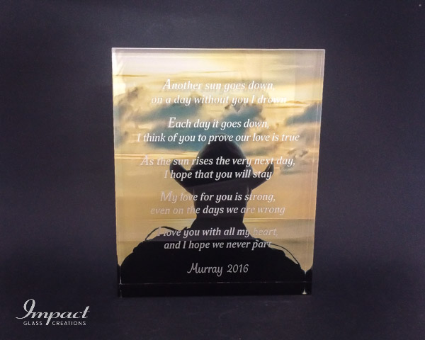 poem-gift-photo-printed-text-enraved-etched-silver-fill-crystal-wedge