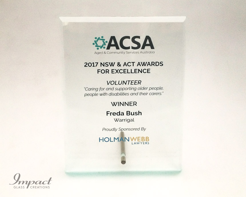 acsa-plaque-award-clear-crystal-glass-colour-print-engraved-metal-peg-2