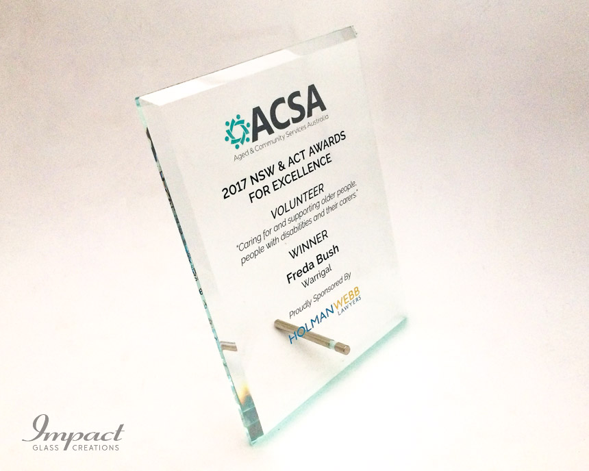 acsa-plaque-award-clear-crystal-glass-colour-print-engraved-metal-peg-3