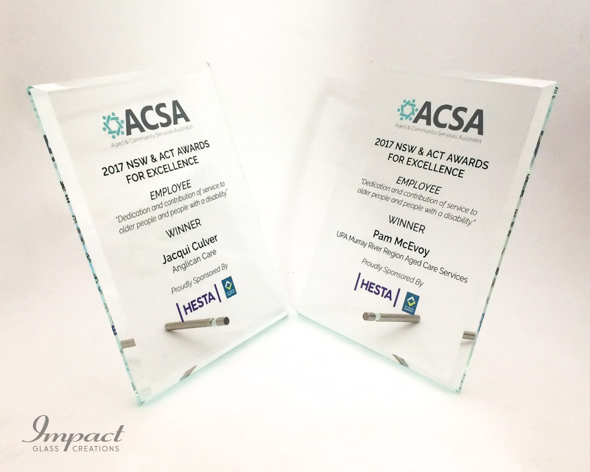 acsa-plaque-award-clear-crystal-glass-colour-print-engraved-metal-peg