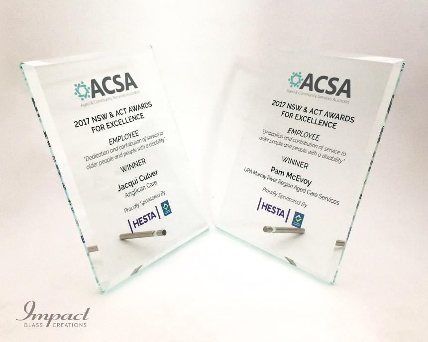 ASCA Plaque