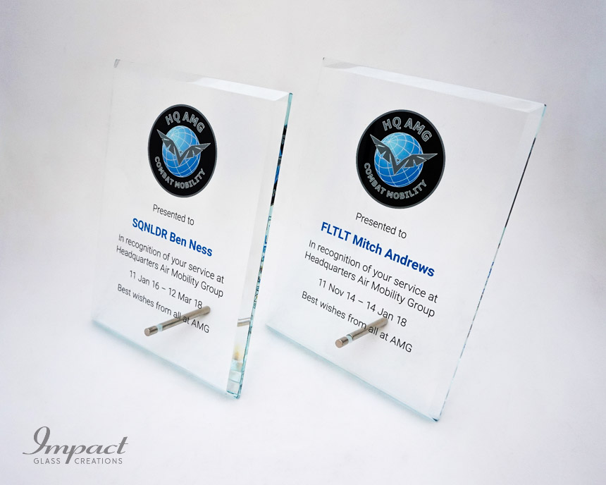 air-mobility-defence-presento-glass-plaque-presentation-printed-logo-crest-1