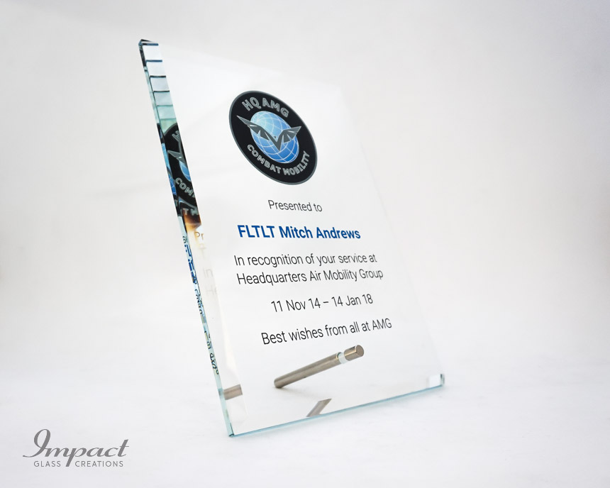 air-mobility-defence-presento-glass-plaque-presentation-printed-logo-crest-2