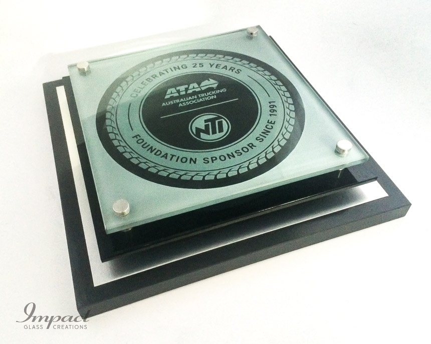 ata-sponsor-plaque-trophy-award-gift-glass-engraved-wooden-silver-black-appreciation-4