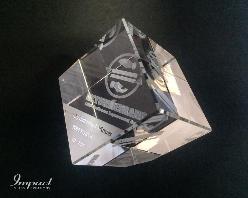 Beyond Birrang Corner Cut Cube