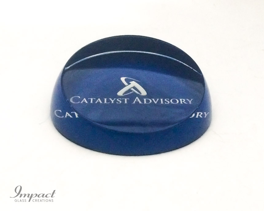 catalyst-advisory-blue-fill-engraved-cut-dome-crystal-glass-paperweight.JPG-1