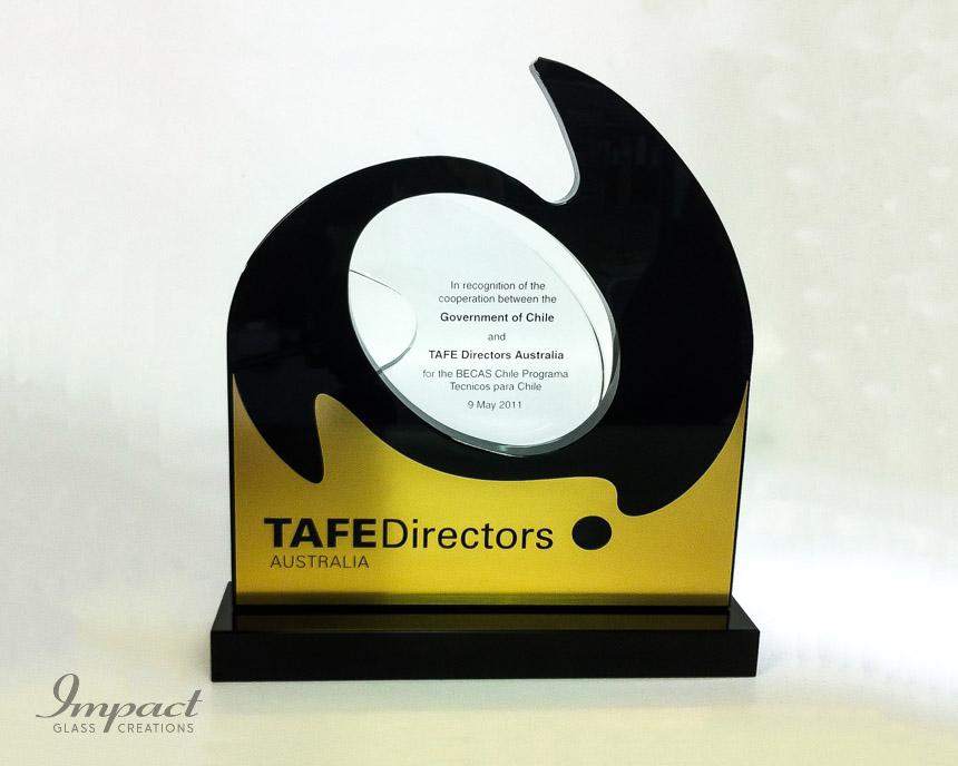 crystal-black-award-trophy-metal-australia-tafe-directors