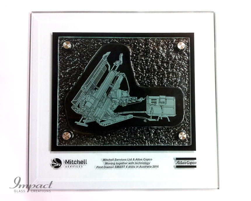 drill-mining-atlas-copco-slumped-glass-etched-engraved-black-fill-plaque-1