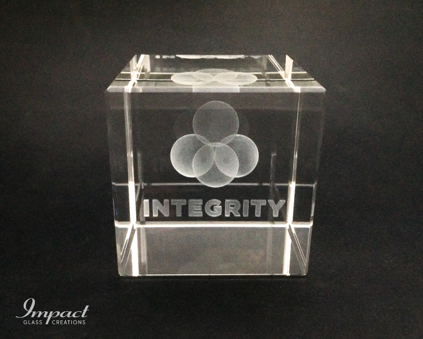 integrity-cube-paperweight-glass-crystal-3d-balls-laser-engraved-2