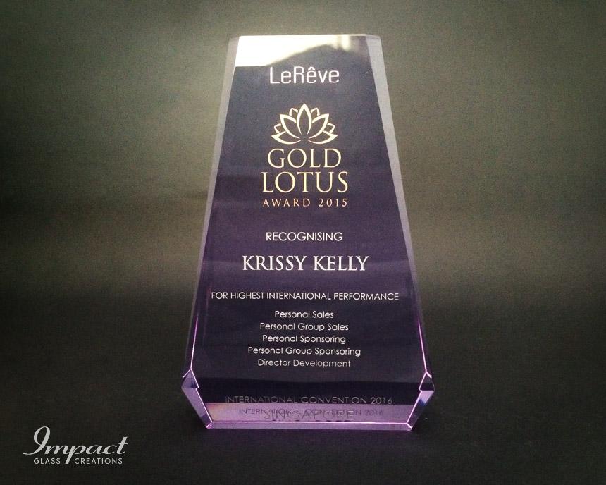 lereve-crystal-purple-engraved-silver-gold-fill-lotus-award-trophy-2