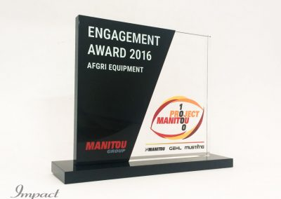 Manitou Group Awards