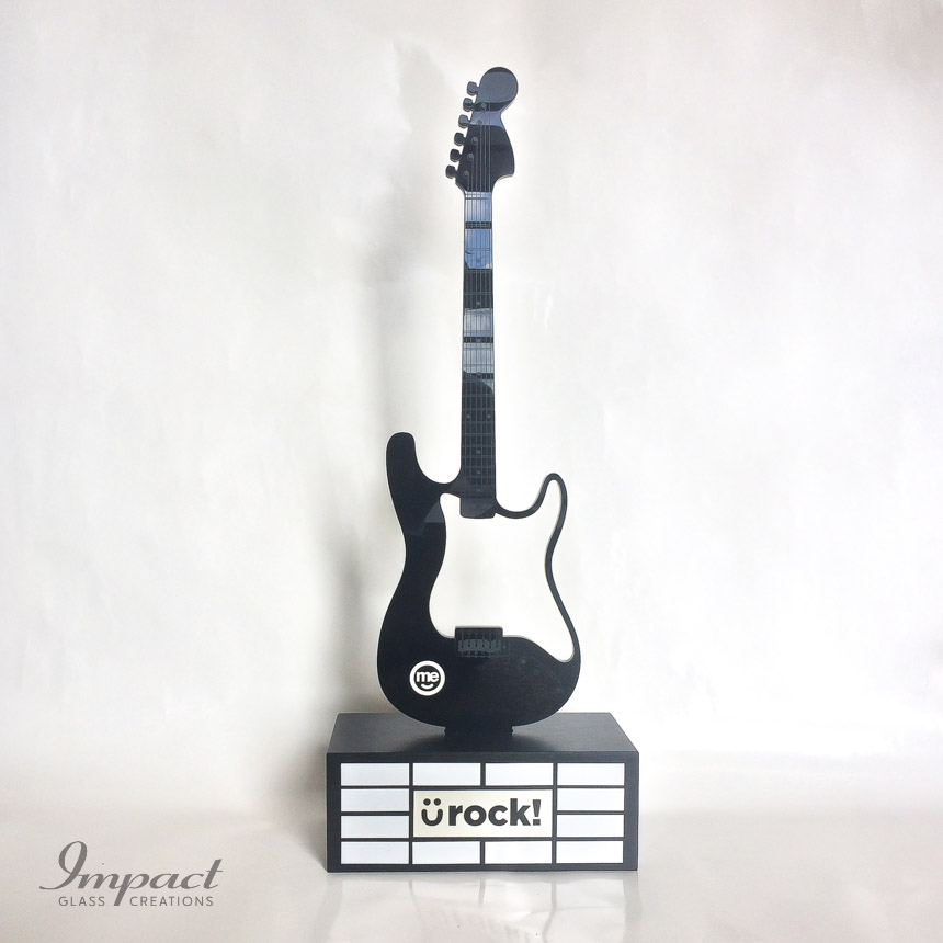me-bank-urock-guitar-perptual-trophy-acrylic-wood-plates-engraved-etched-1