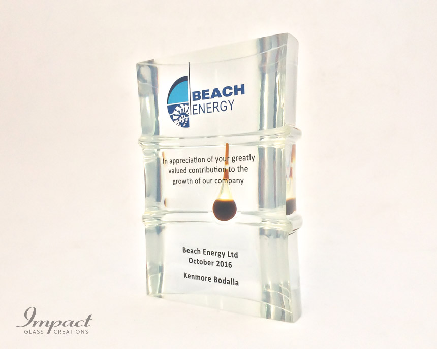Beach Energy Embedded Oil