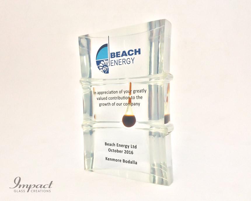 Beach Energy Embedded Oil