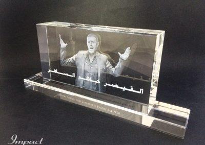 3D Singer Gift