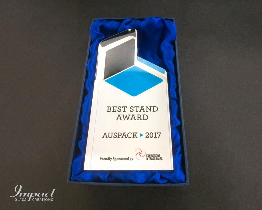 Auspack Best Stand Award
