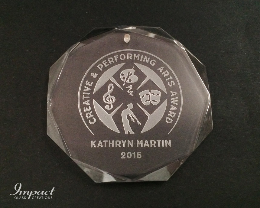 creative-performing-arts-award-medal-crystal-glass-engraved