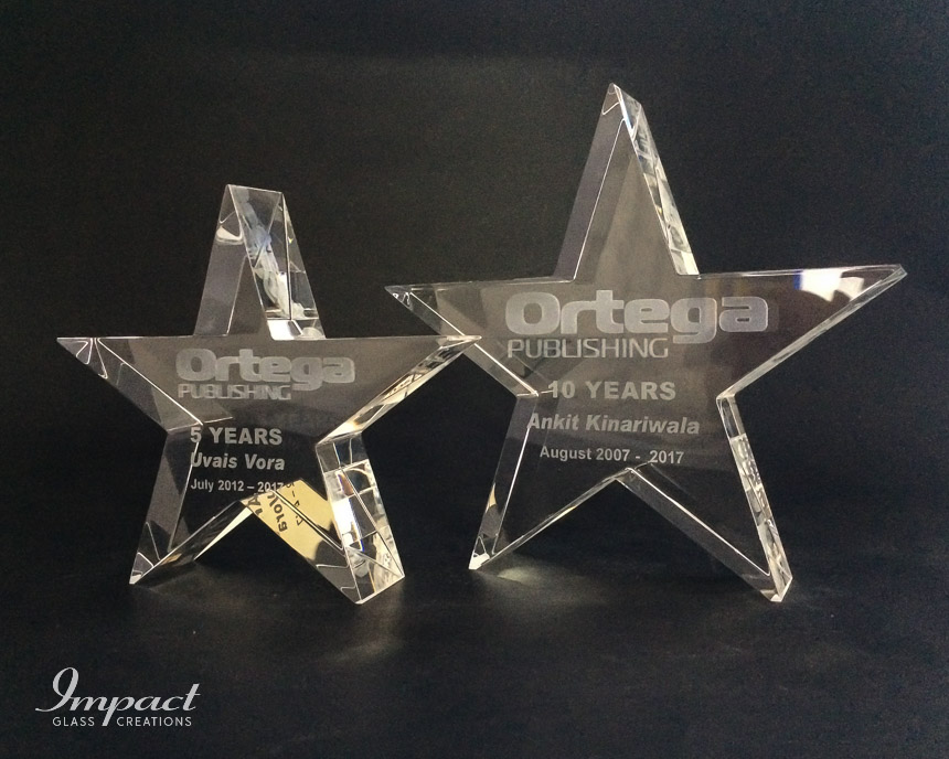 ortega-publishing-crystal-glass-star-service-award-gift-engraved