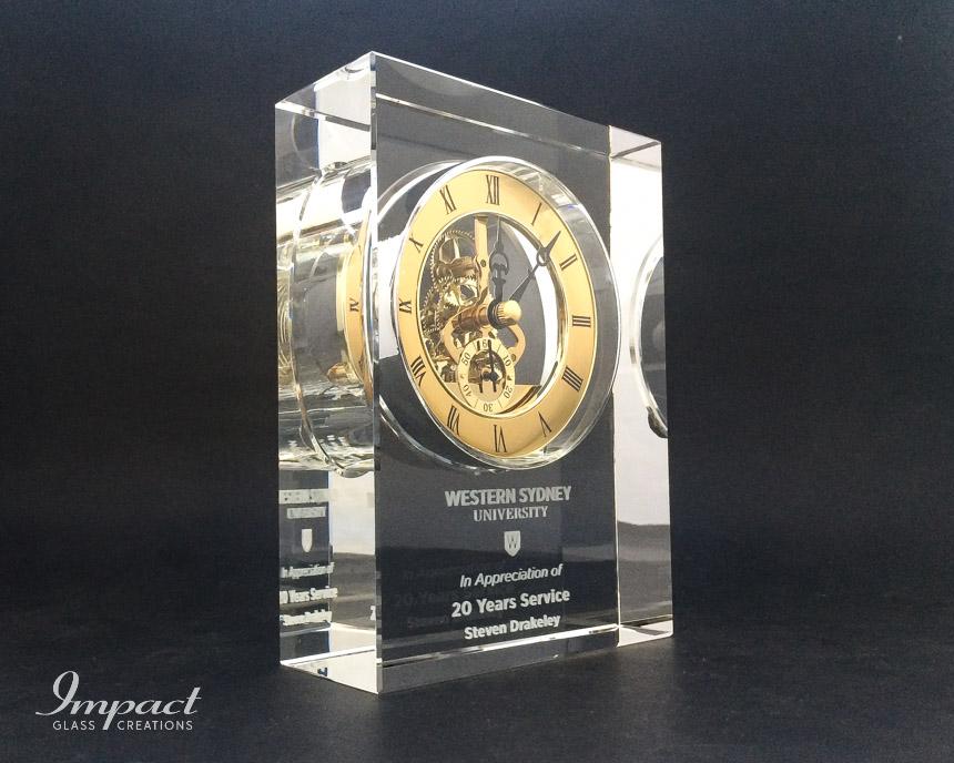 WSU Clock