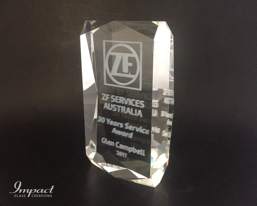 ZF Services 30 Years