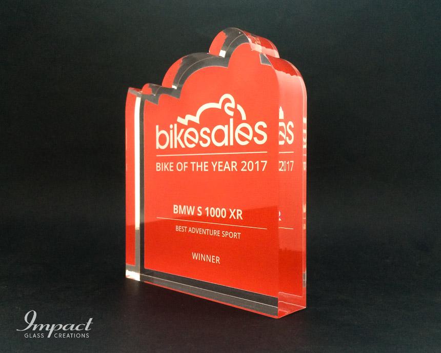 Bike Sales Award