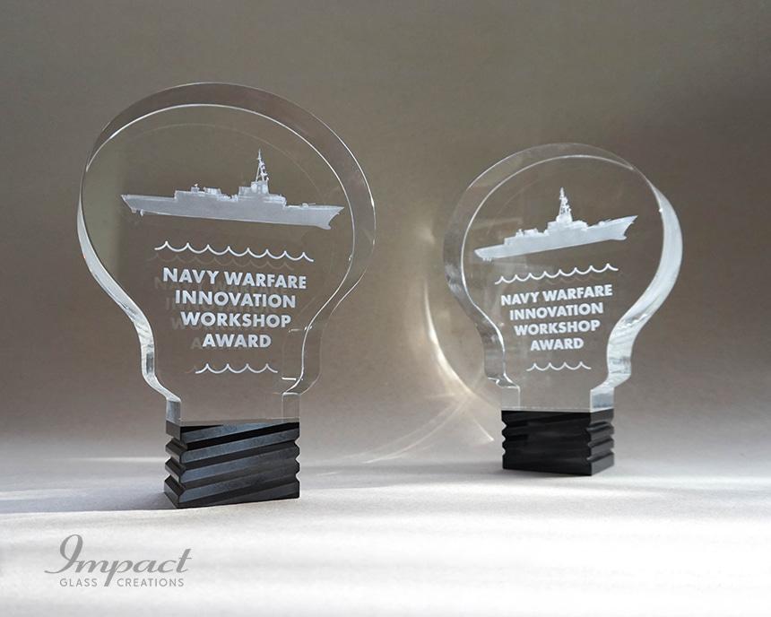 navy-innovation-lighbulb-shaped-crystal-award-1-min