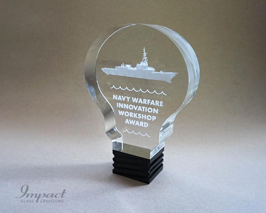 navy-innovation-lighbulb-shaped-crystal-award-3-min