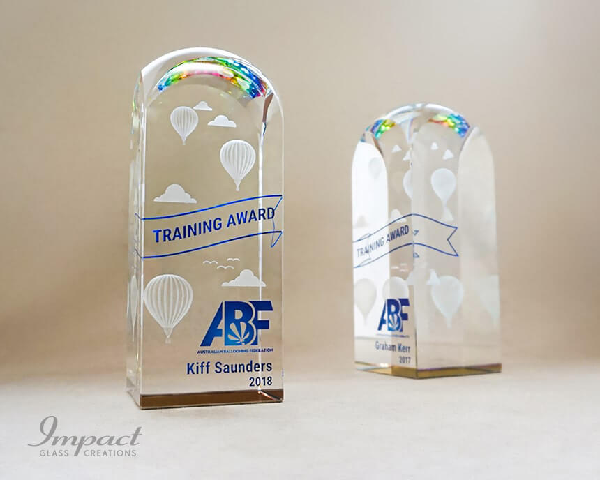 Au Ballooning Federation Training Award