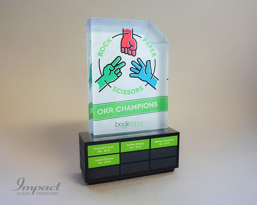 Booktopia RPS Perpetual Trophy