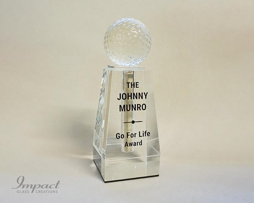 Johnny Munro Golf Trophy