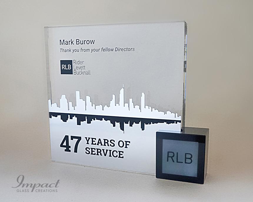 RLB Service Award