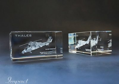 Thales Helicopter Recognition Gifts