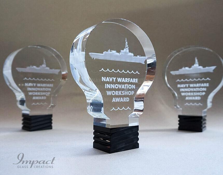 Benefits of a Custom Designed Recognition Award