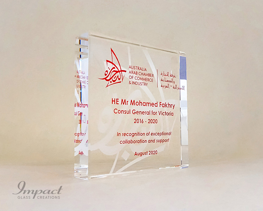 AACCI Recognition Award