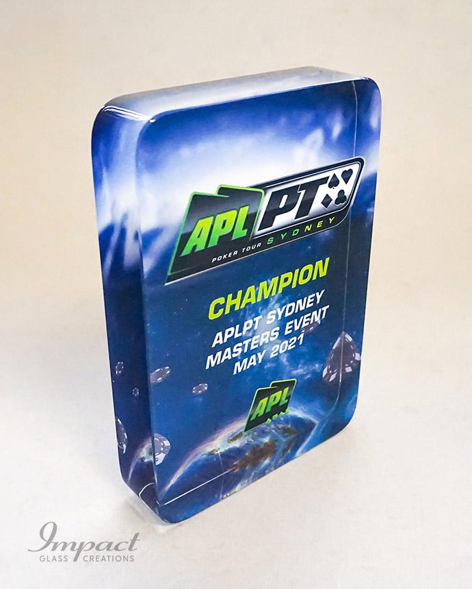 ALP Sydney Poker Tour Award