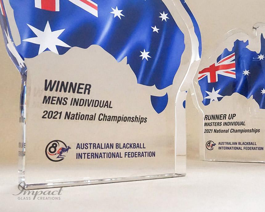 Australian Blackball Federation Best Team Awards