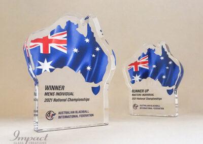 Australian Blackball Federation Team Award