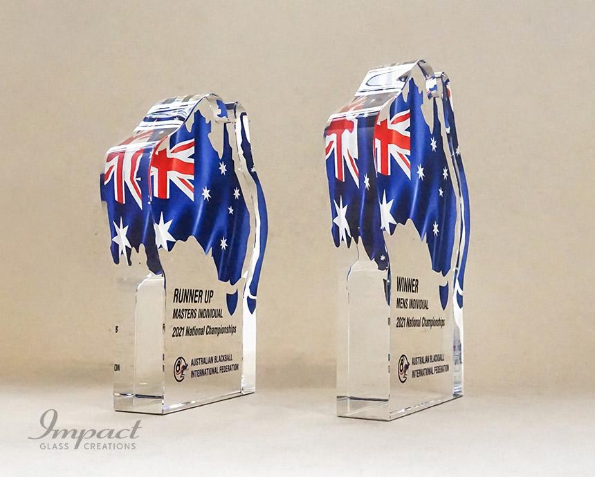 Australian Blackball Federation Team Awards
