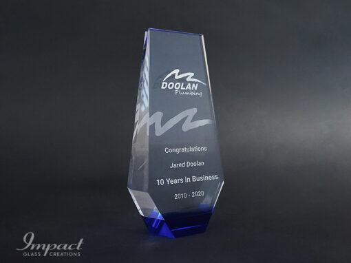 Doolan Plumbing Achievement Award