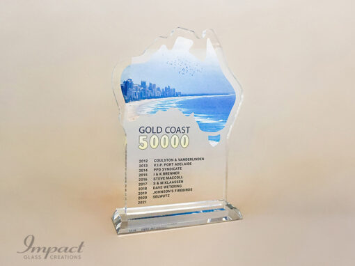 Gold Coast 50000 Perpetual Trophy