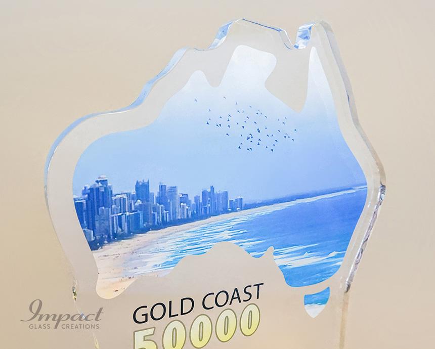 Gold Coast 50000 Perpetual Trophy Award