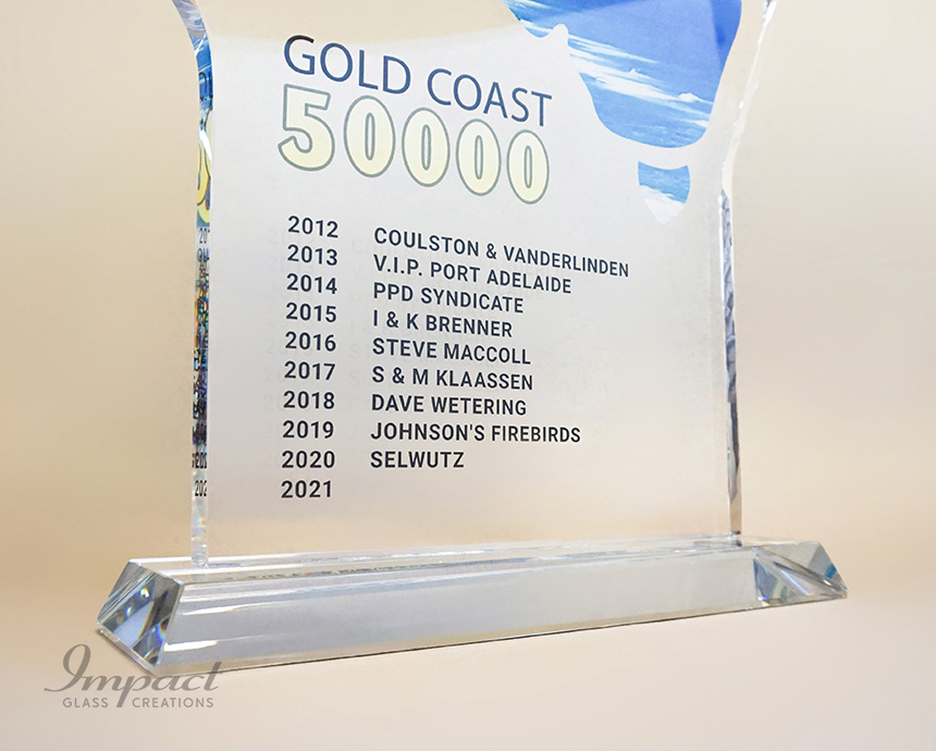 Gold Coast 50000 Trophy