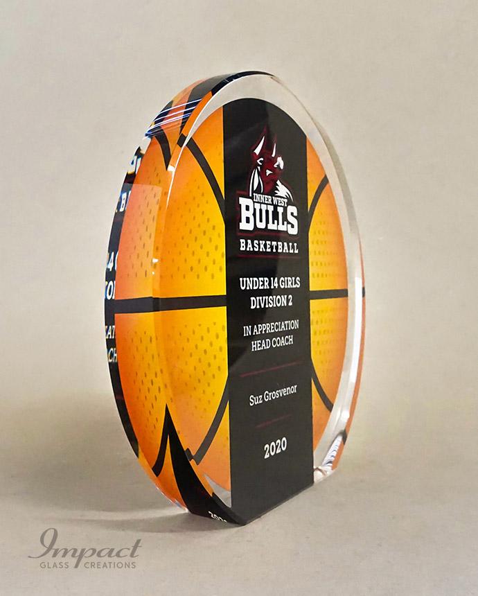 Inner West Bulls Basketball Best Team Award