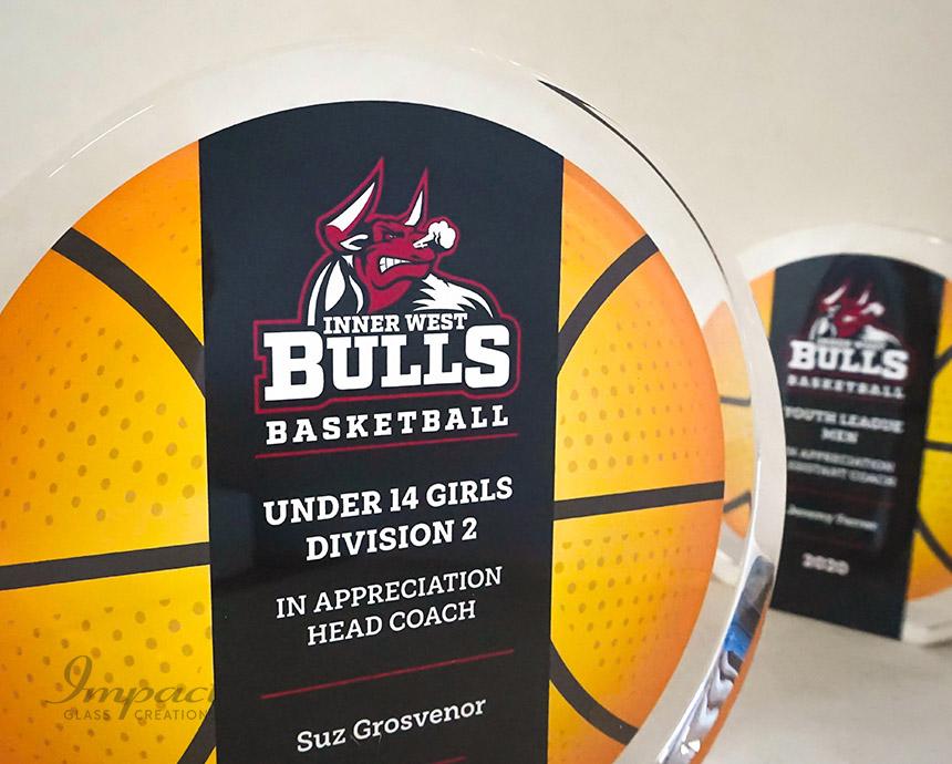Inner West Bulls Basketball Team Awards