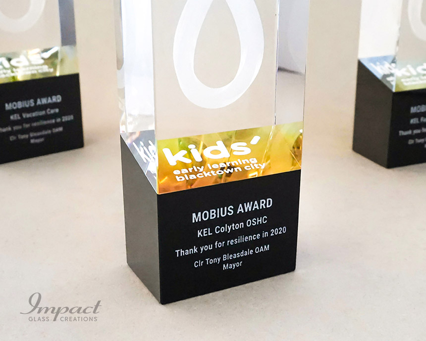 Kids Early Learning Blacktown City Mobius Award