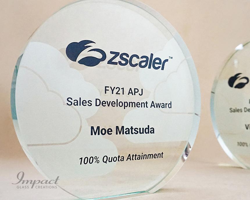 Sales Awards Zscaler