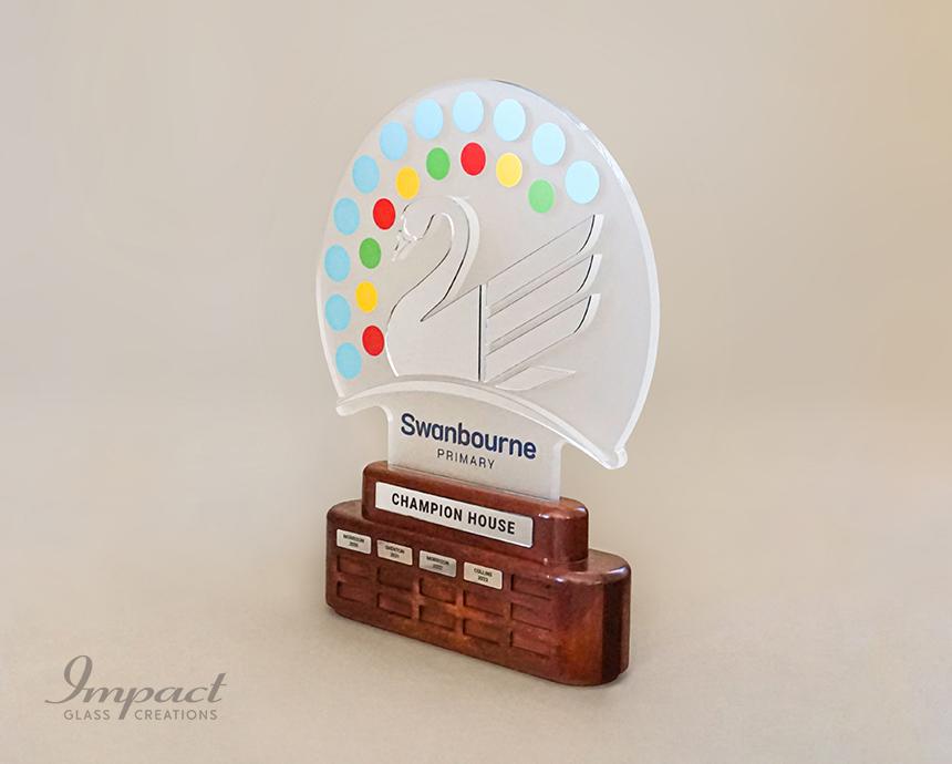 Swanbourne Primary Champion House Award