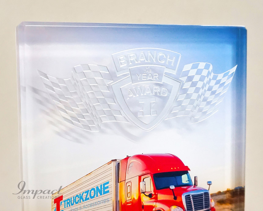 Truck Zone Branch Of The Year Award