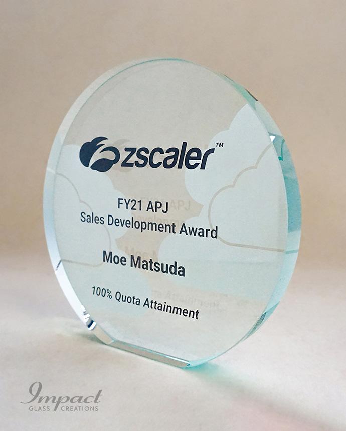 Zscaler Award
