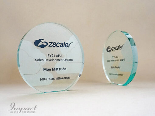 Zscaler Sales Award